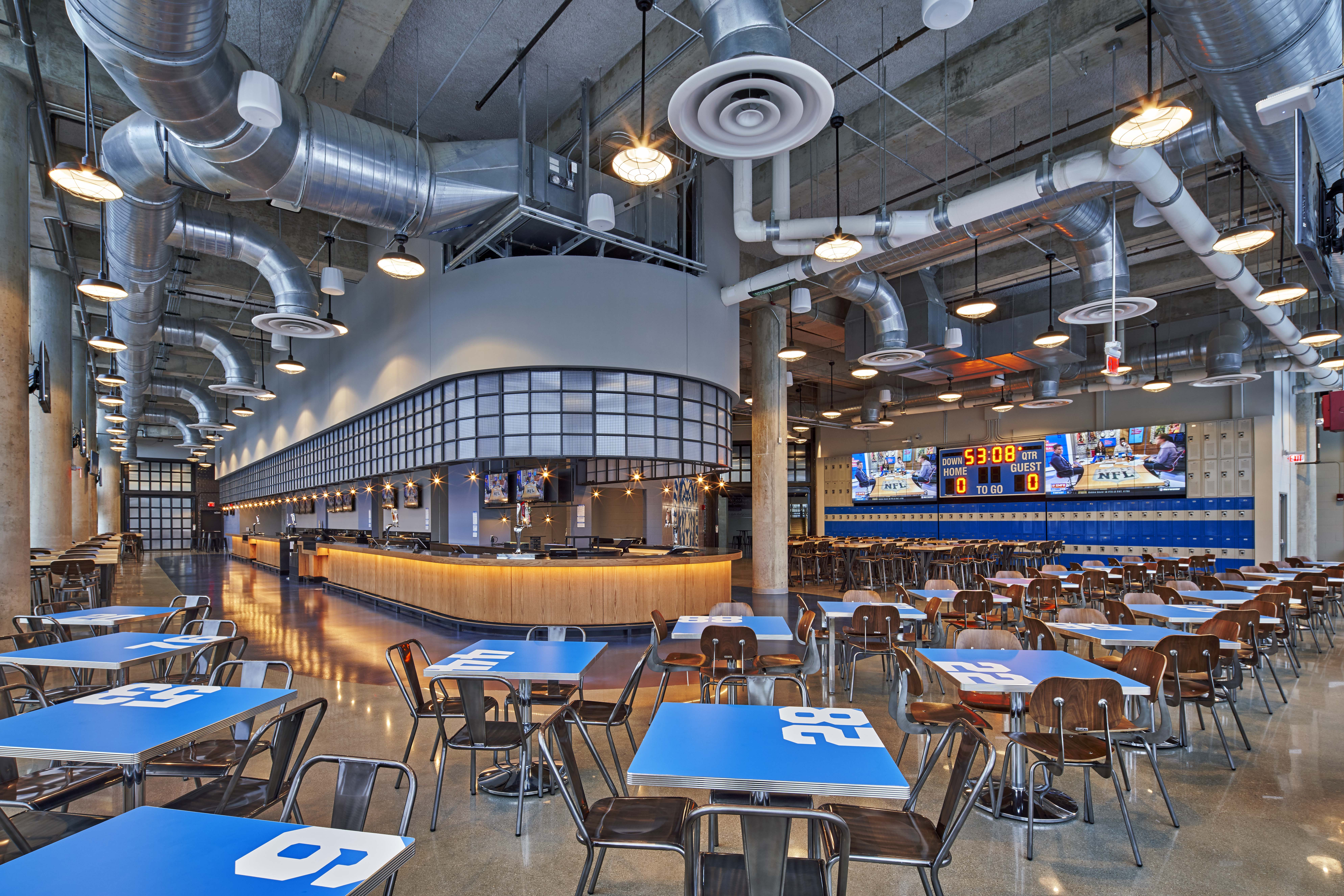 Ford Field Design Case Study | Interior Environments